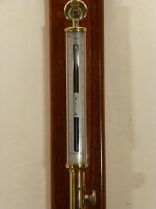 Antique Barometer Fortin Barometer Griffin Amp George Barometer